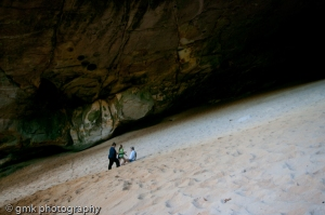 Sand Cave